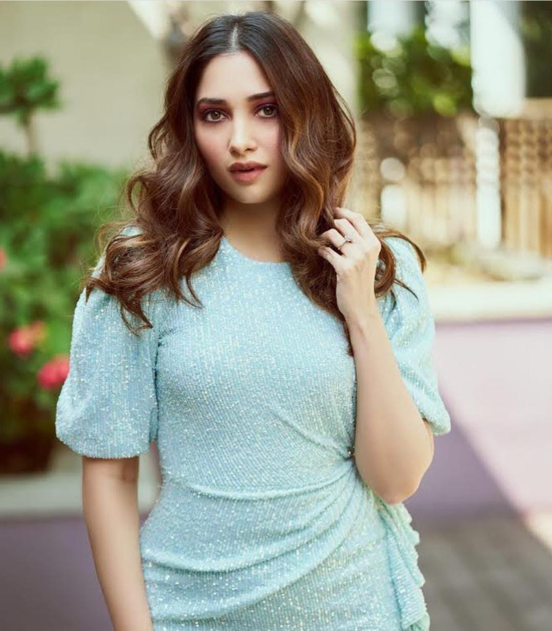 Five times Tamannaah Bhatia carried pants and dress with easy