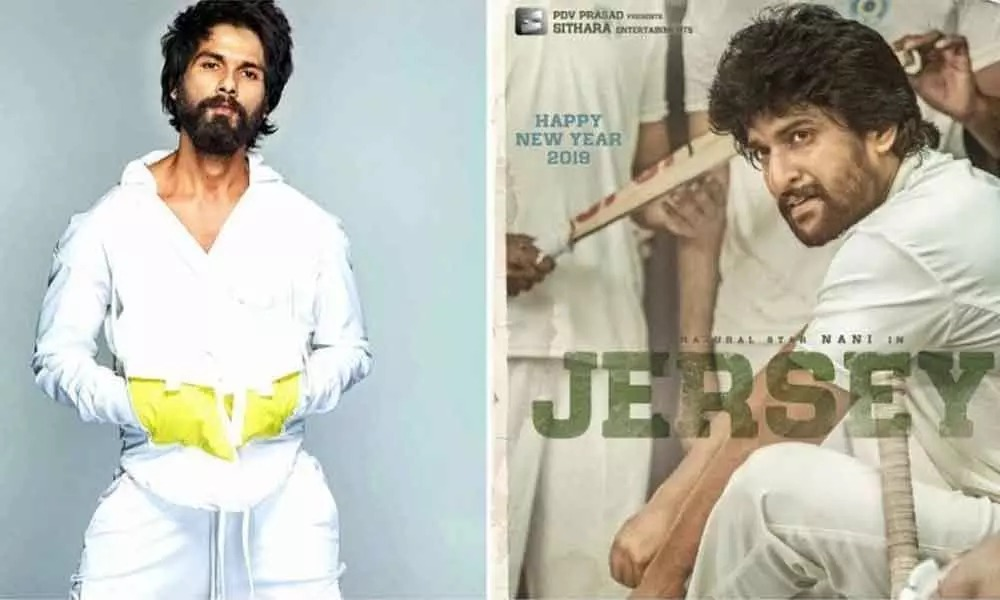 Jersey: OG Actor Nani Reacts On Shahid Kapoor Stepping Into His Shoes, 'He Will Do Better'