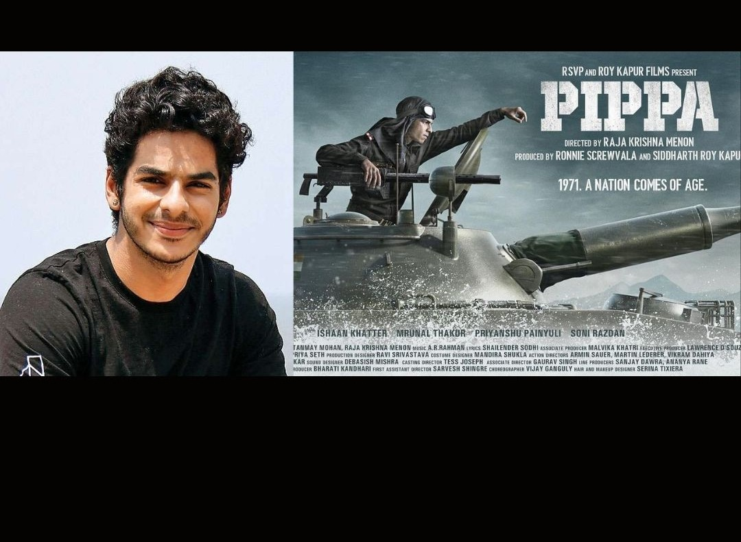 Pippa Poster: Ishaan Khatter Starrer Goes On The Floors From Today; Actor Gives A Glimpse Of His First Look
