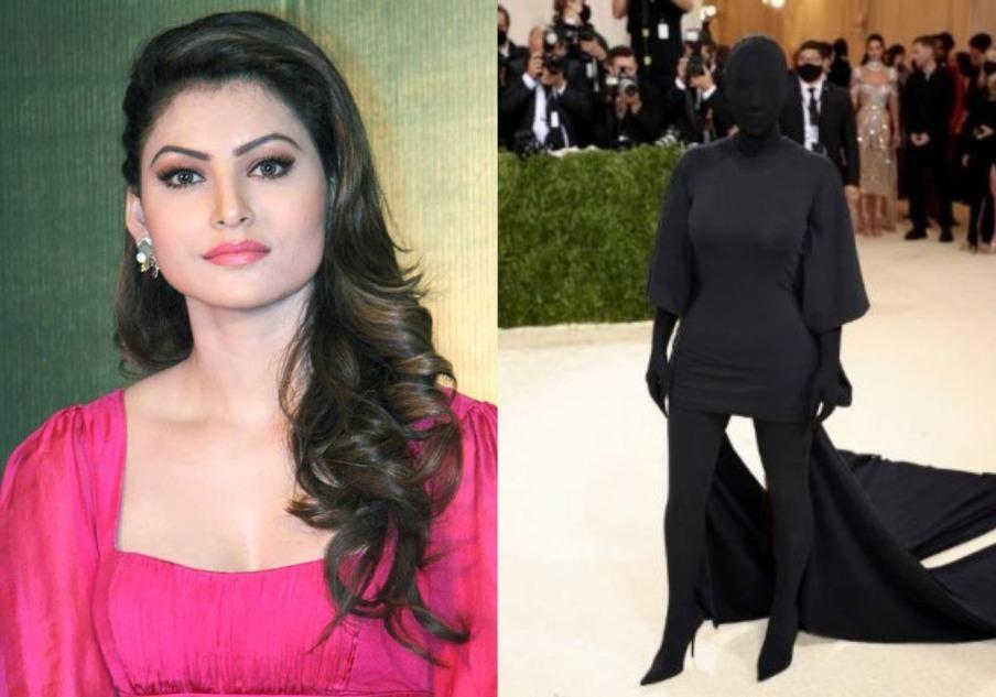 Urvashi Rautela Has An Hilarious Take On Kim Kardashian's MET Gala Outfit; It Will Make You Go ROFL
