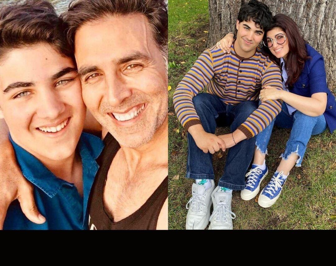 Akshay Kumar's Son Aarav Bhatia Turns 19; Mother Twinkle Khanna Pens A Warm Wish For Her 'Beautiful Birthday Boy'
