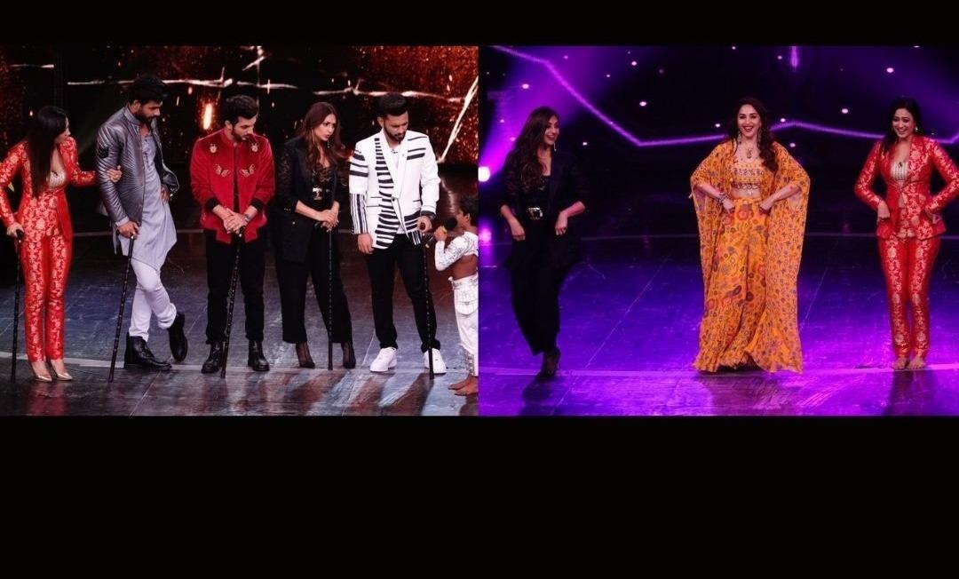 KKK 11 And Dance Deewane 3 Mahasangam: From Divyanka, Shweta Dance With Madhuri Dixit To Rohit Shetty Being quizzed- Here's What All Happened