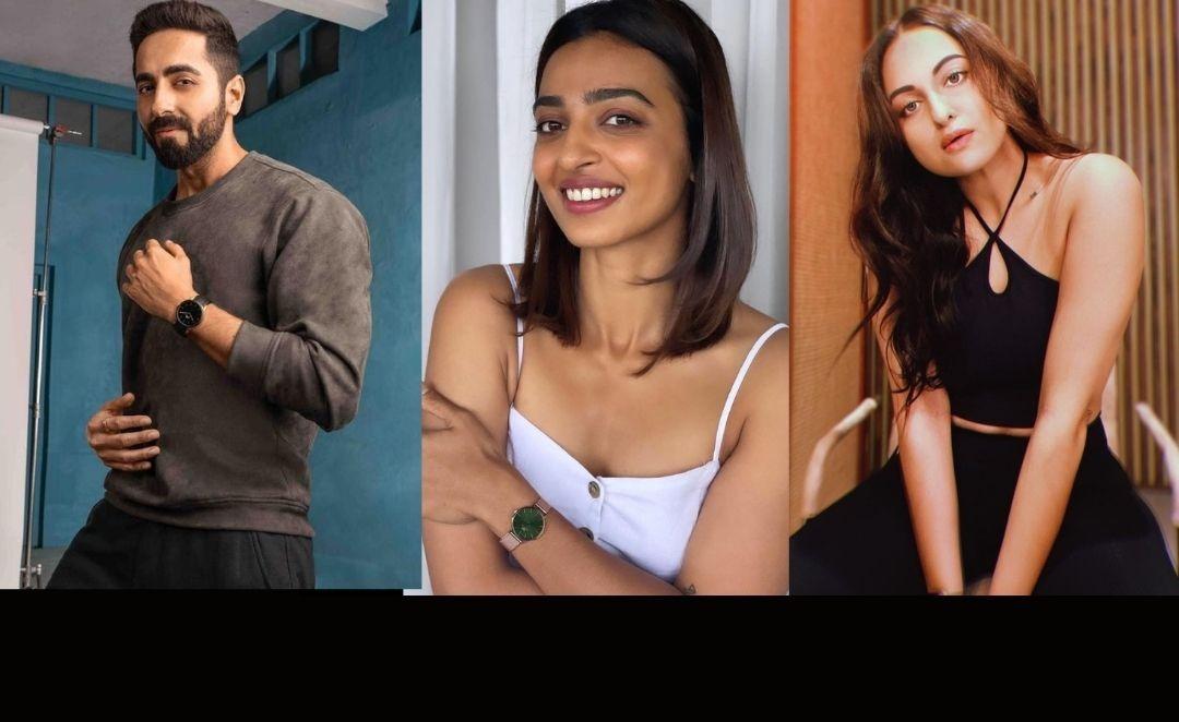 Ayushman Khurrana, Sonakshi Sinha, Radhika Apte- Bollywood Actors Who Gave Valuable S*x Education Via Their Films