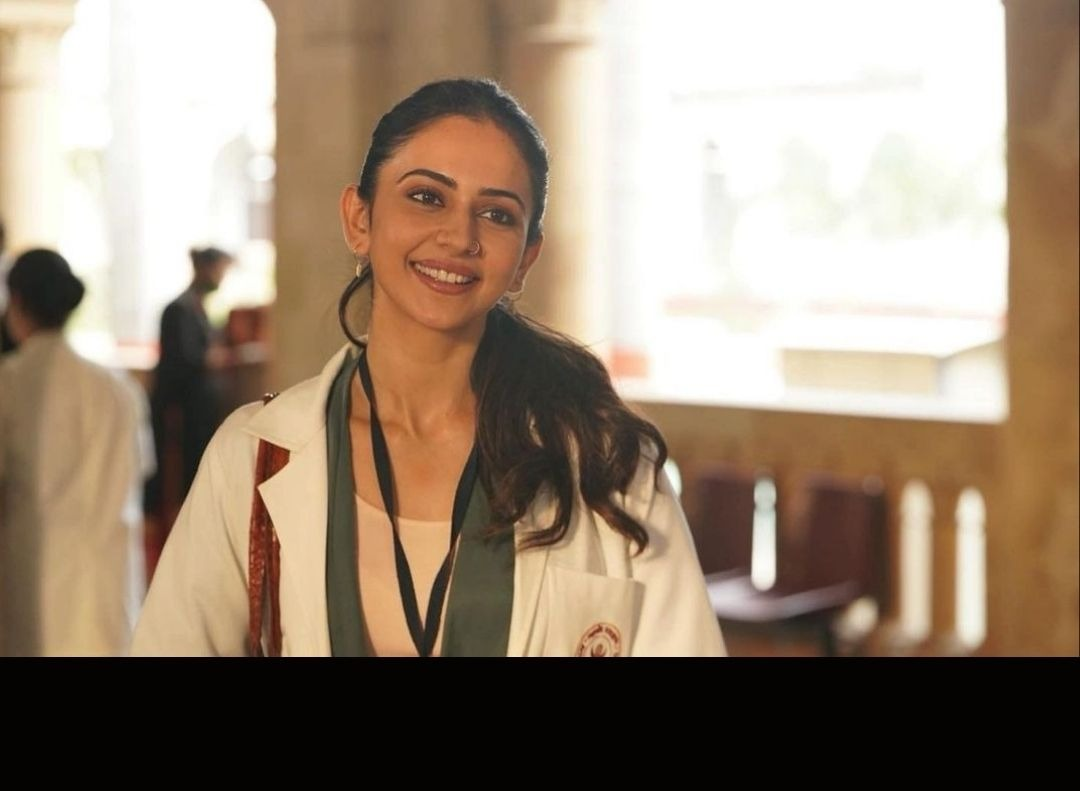 Doctor G: Rakul Preet Singh's First Look From Ayushmann Khurrana Co-starrer Out; Actress Looks As Classy As She Can