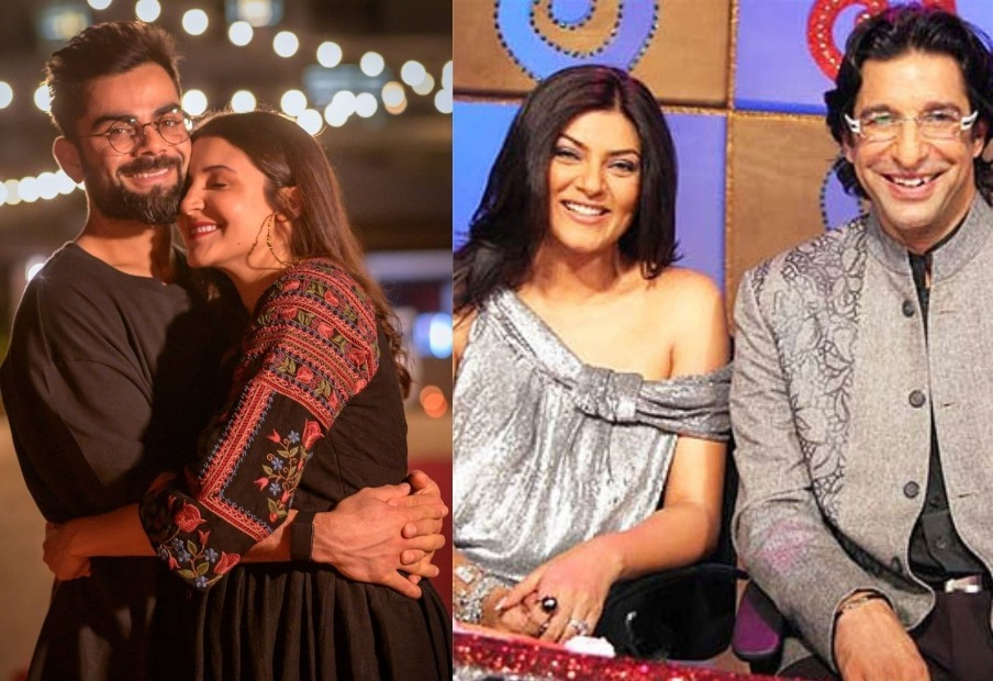 Bollywood Actresses Who Made Headlines For Sharing Romantic Relationships With Cricketers