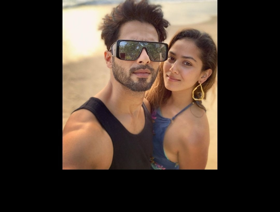 Shahid Kapoor-Mira Rajput Vouch For Yoga For Mouth; Couple Shares Their Secret To Perfect Smile