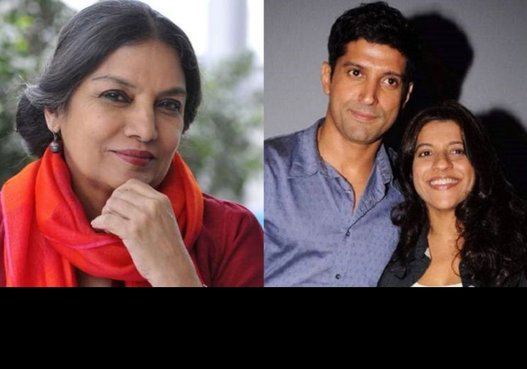 Shabana Azmi Birthday: When Actress Said It'd Be Easier To Convince Steven Spielberg To Cast Her In The Film Than To Farhan And Zoya