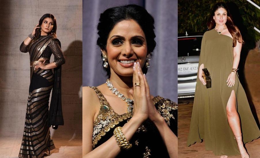 Sridevi, Raveena Tandon, Kareena Kapoor- Here's A List Of Actresses Who Made Dancing In Rain Look Sensuous