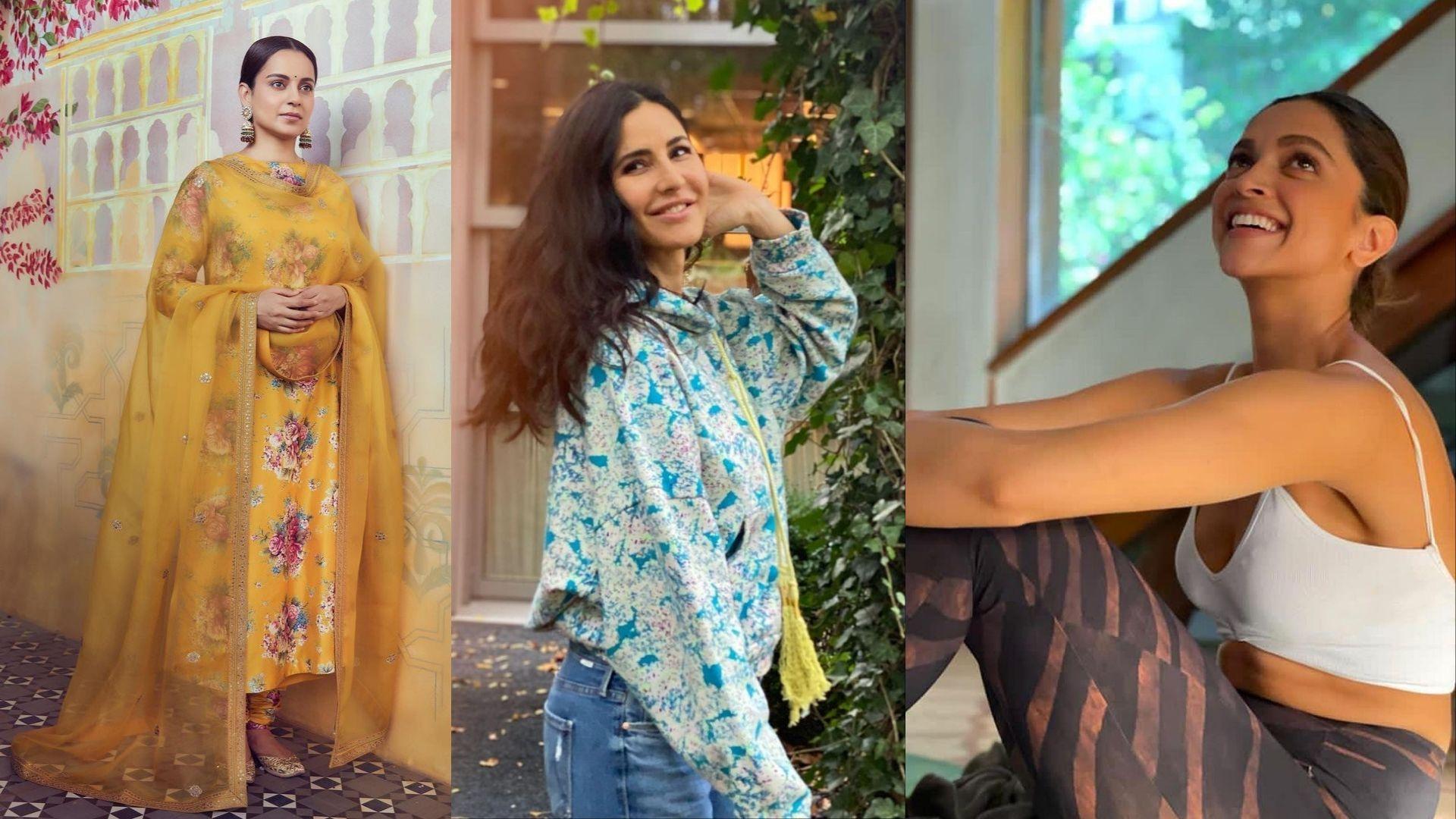 Kangana Ranaut, Deepika Padukone, Katrina Kaif- Top 5 Bollywood Actresses Who Gave Most Hit Films