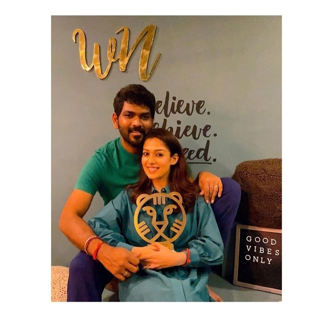 Nayanthara celebrates mother's birthday with 'someone special'
