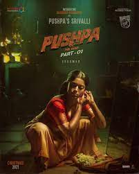 Rashmika Mandanna's first look as Srivalli from Pushpa is finally out
