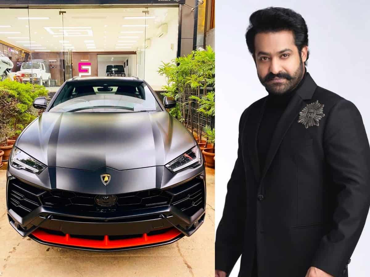 Telegu movie star N.T. Rama Rao Jr. spends Rs.17 Lakhs on new car number plate