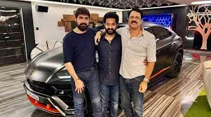ntr at the dealership and launch