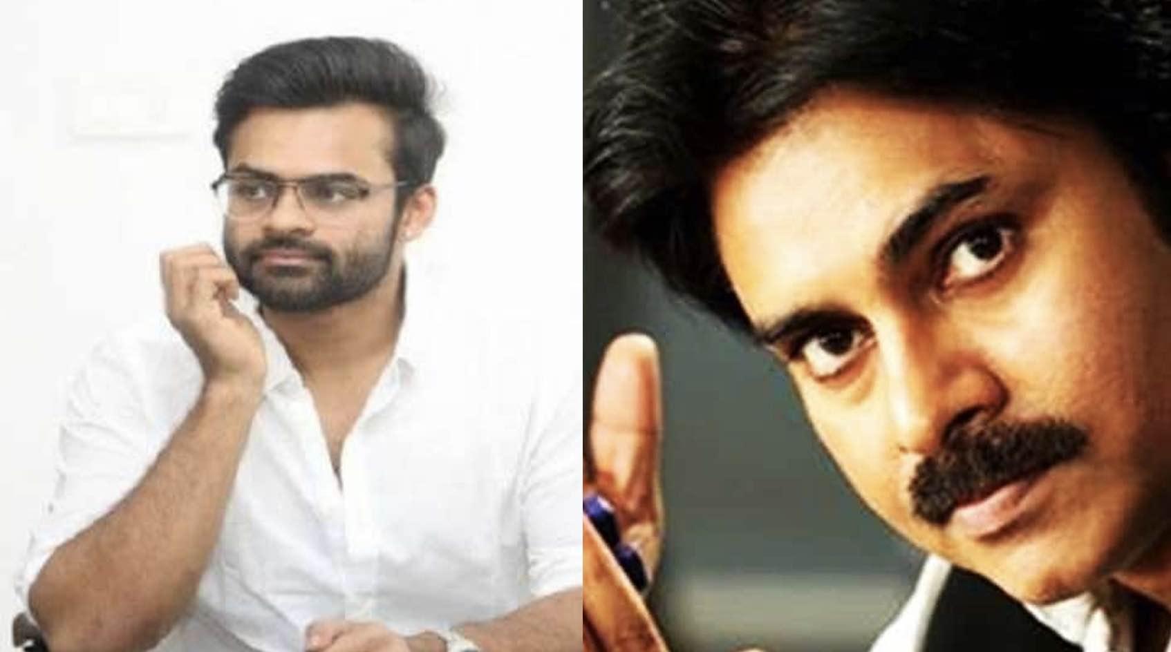 Pawan Kalyan's Explosive Revelation Has Sai Tej fans worried
