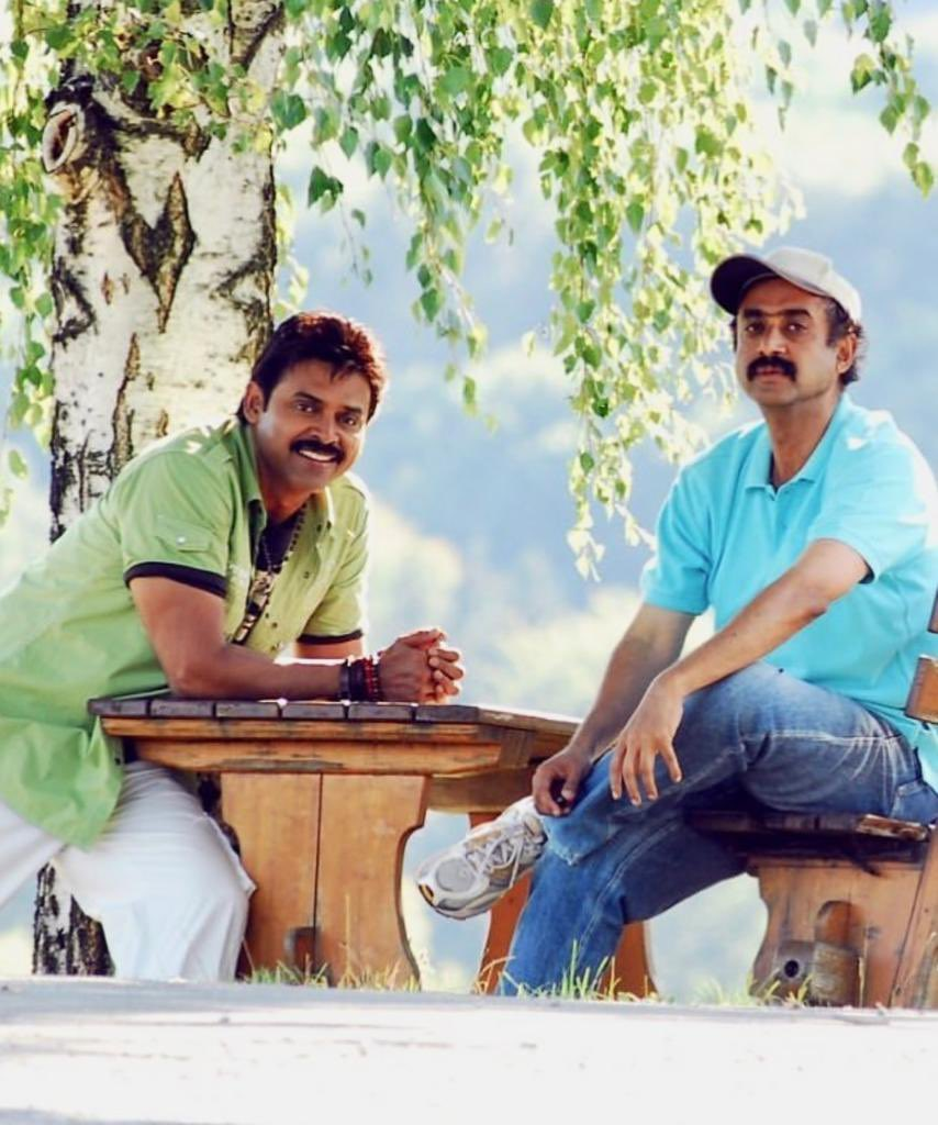 Venkatesh to make an OTT debut with a Spanish remake?