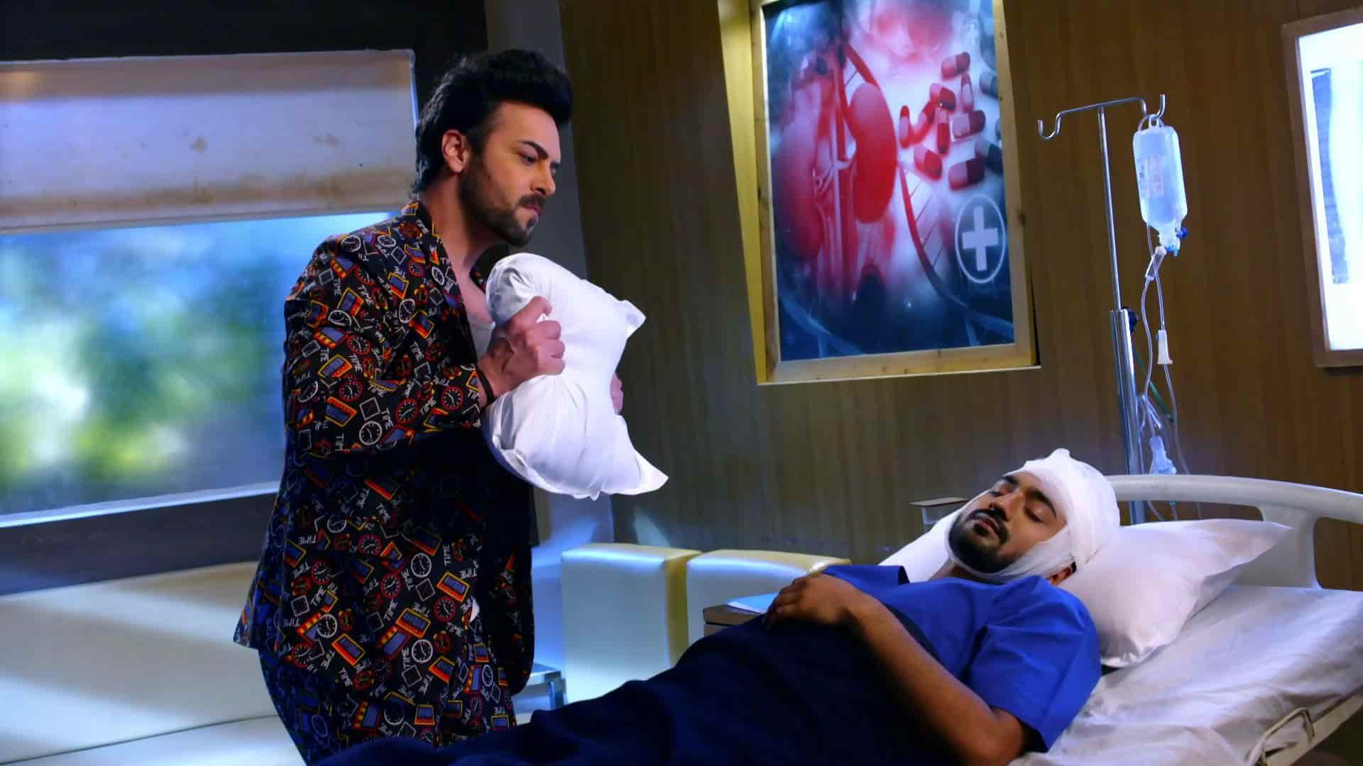 Kundali Bhagya 27 October 2021 Written Update: Prithvi visits the hospital to kill Sandeep