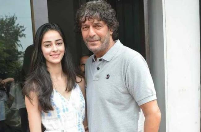 Aryan Khan Drug Case: Ananya Panday Arrives At NCB Office For Interrogation With Father Chunky Panday