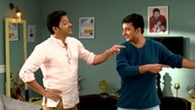 Mazhi Tuzhi Reshimgaath 27 October 2021 Written Update: Yash and Sameer Tease each other