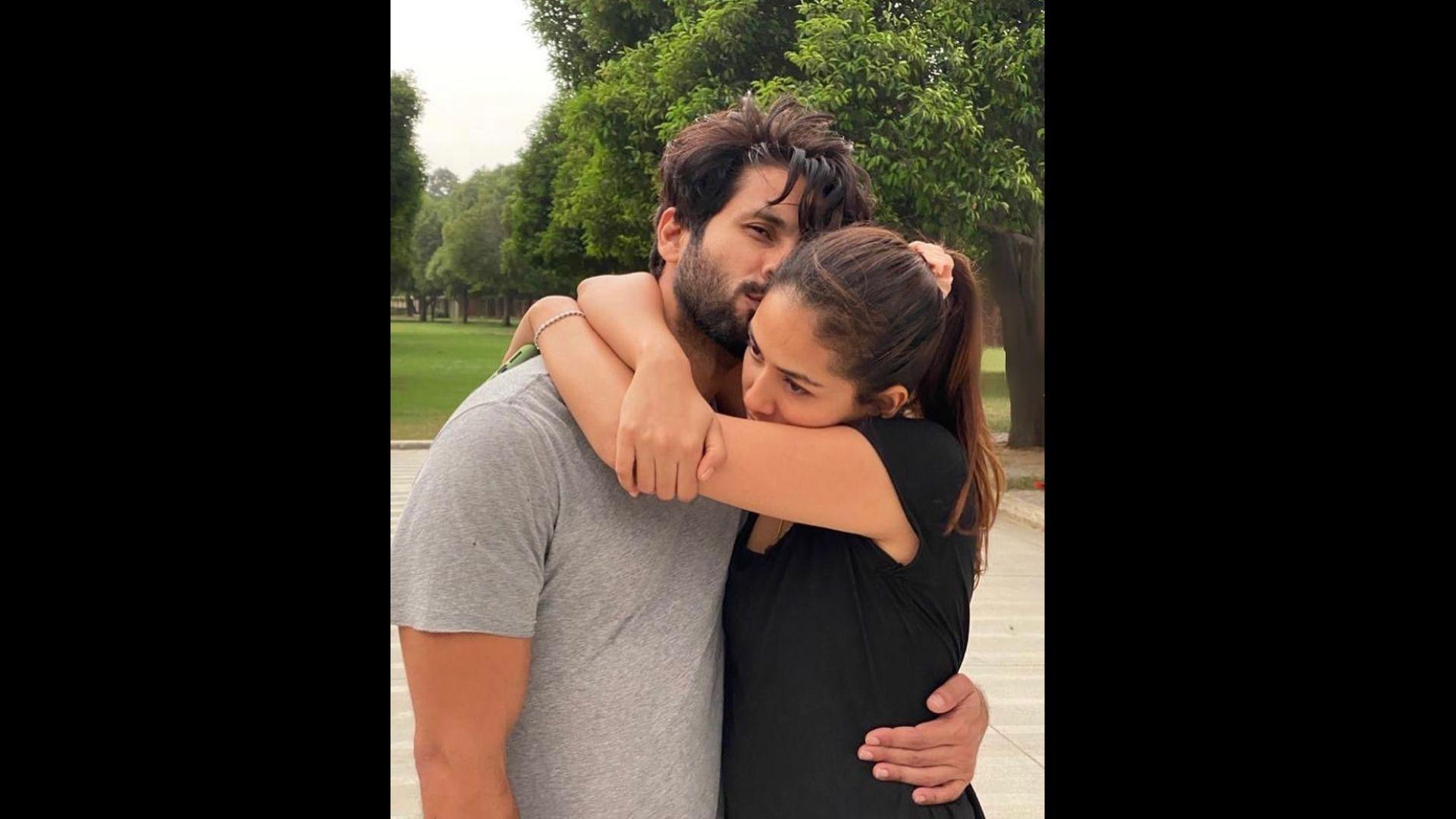 Mira Rajput Kapoor Consigns Her Love To Her Husband Shahid Kapoor At The Beautiful Maldives – SEE PICS