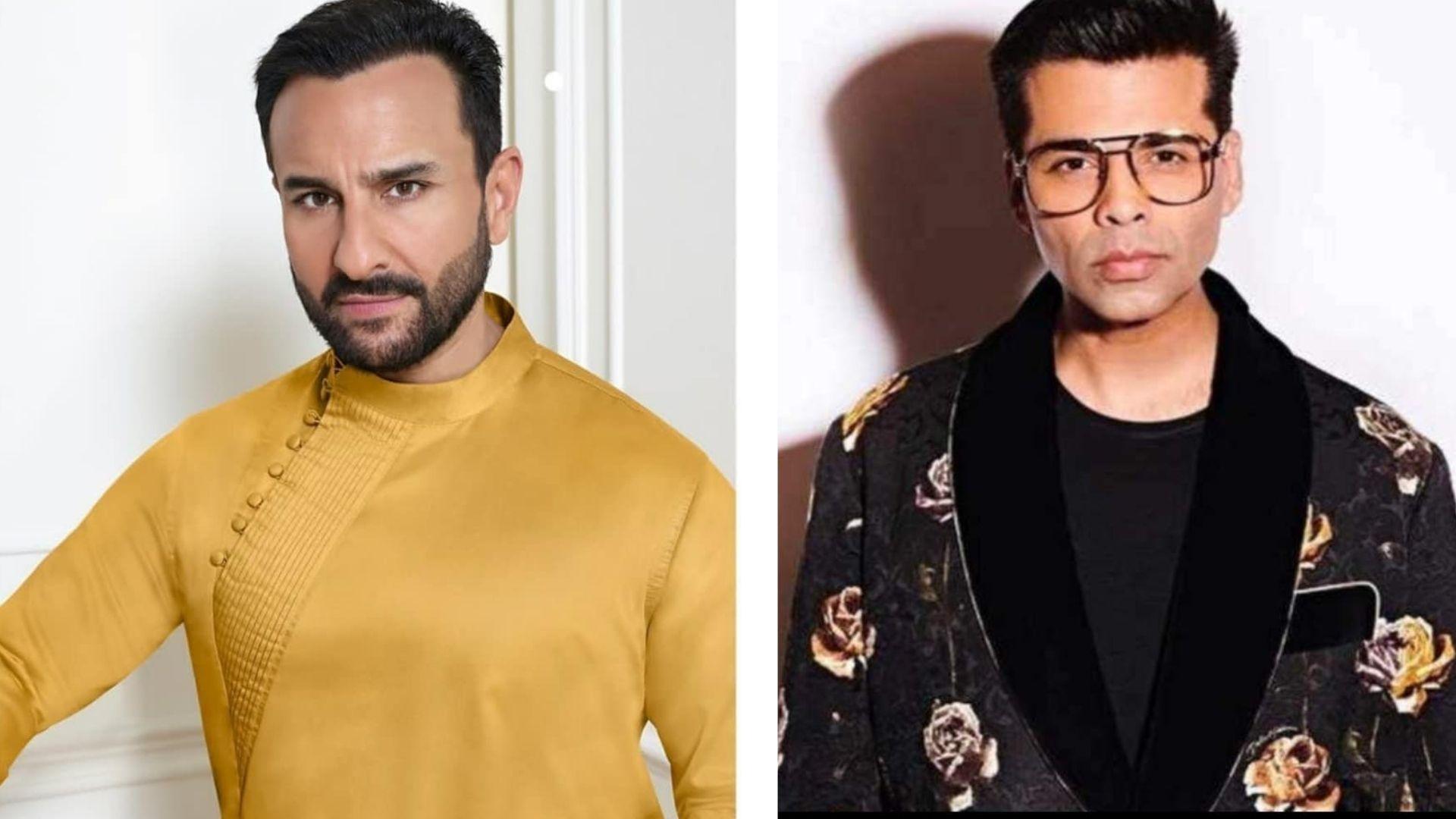 Saif Ali Khan's Son Ibrahim Will Be Assisting Karan Johar On Rocky Aur Rani Ki Prem Kahani Sets As An Assistant Director, Confirms Actor
