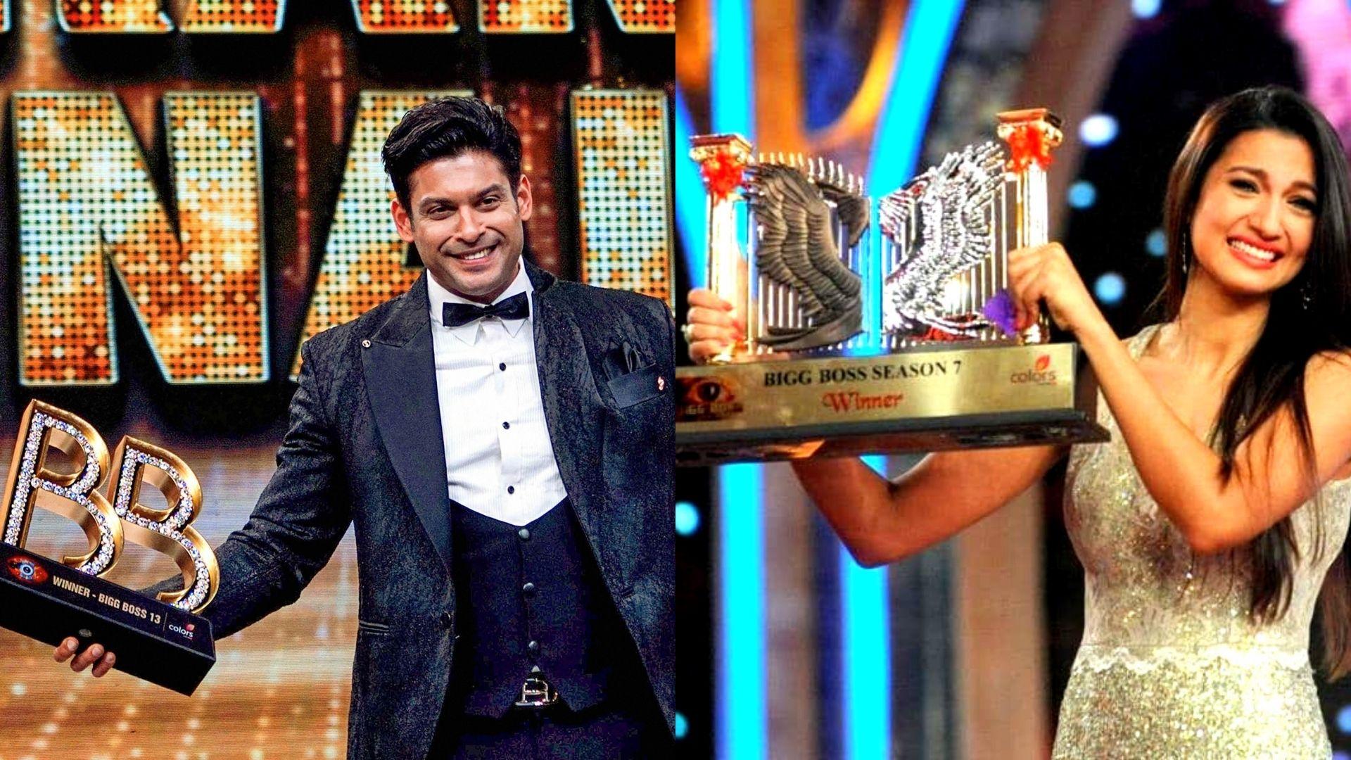 Bigg Boss 15: From Sidharth Shukla To Gauahar Khan – Here's The Winning Prize Money