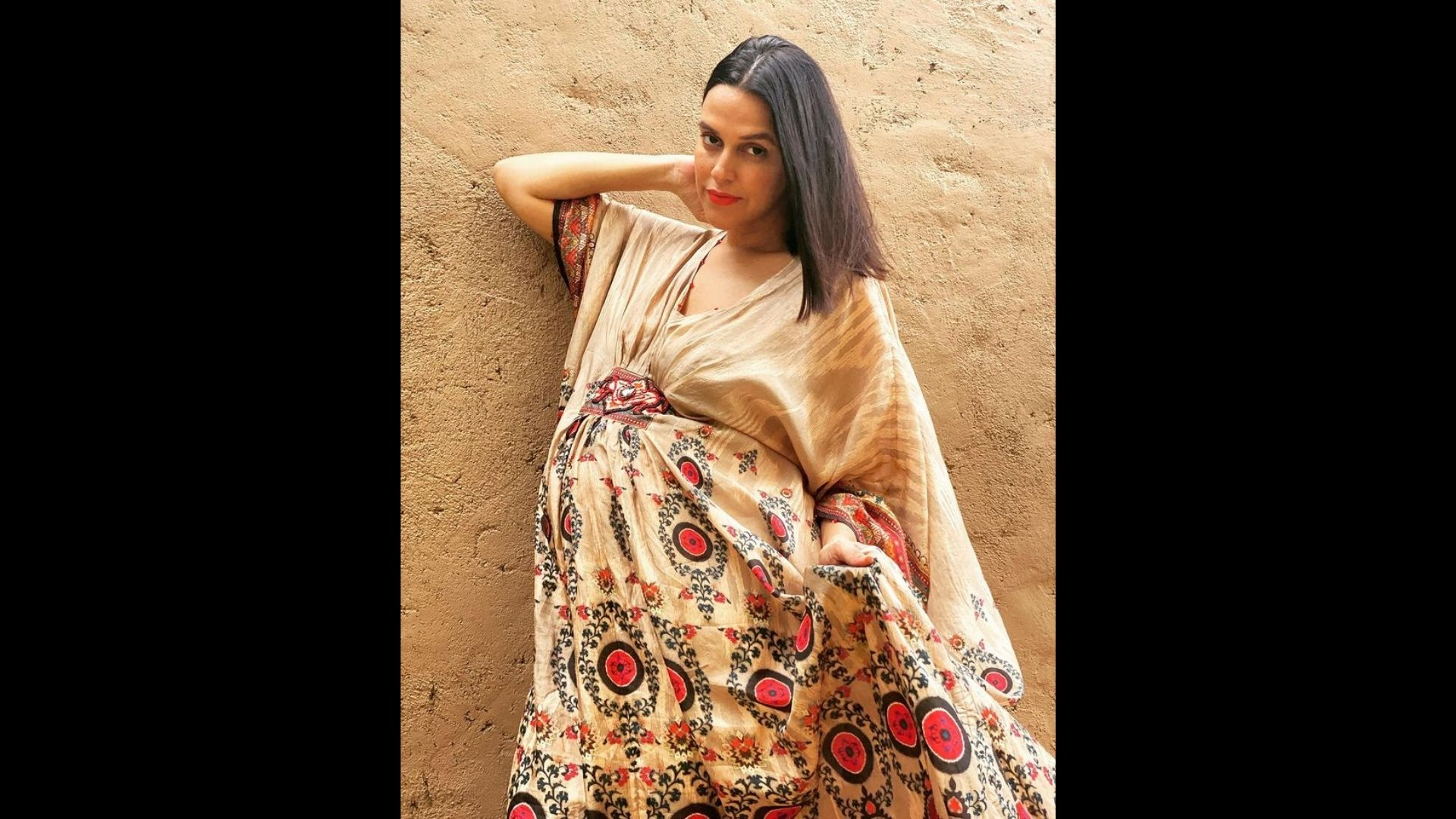 Neha Dhupia Is All In 'Joy' After Welcoming Baby Boy; Dia Mirza, Ayushmann Khurrana, Mouni Roy Among Others Congratulate The New Mother
