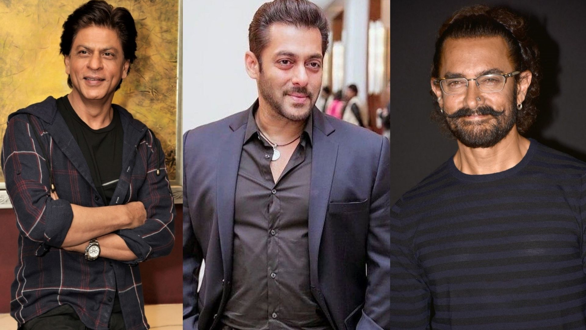 Shah Rukh Khan, Salman Khan, Aamir Khan- Popular Bollywood Celebrities Who Kissed And Made Up After A Bitter Fight