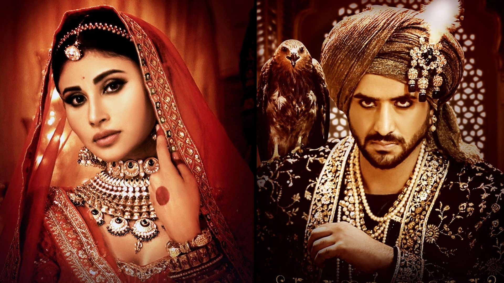 Jodaa New Poster: Mouni Roy And Aly Goni Are The New Definition of Elegance And Supremacy