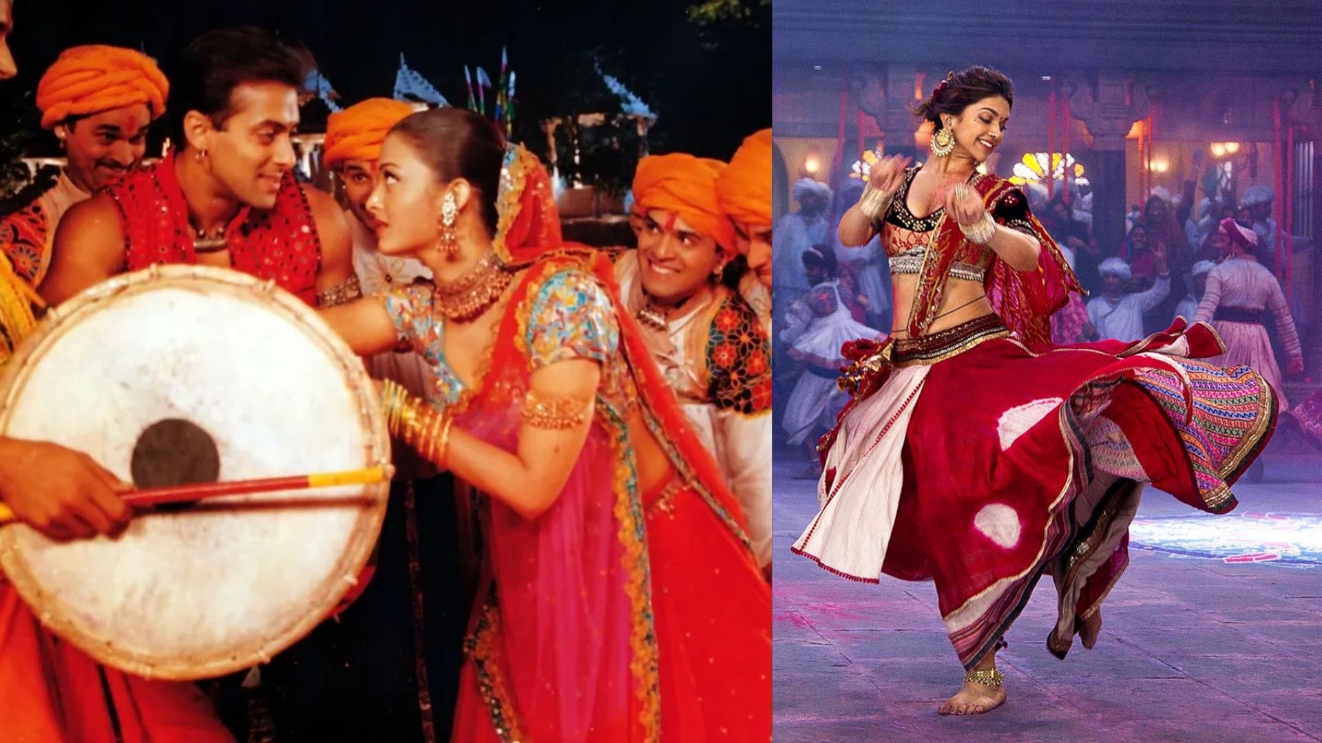 Navratri 2021: Aishwarya Rai Bachchan To Deepika Padukone- Top Celebrity Garba Looks To Take Tips From
