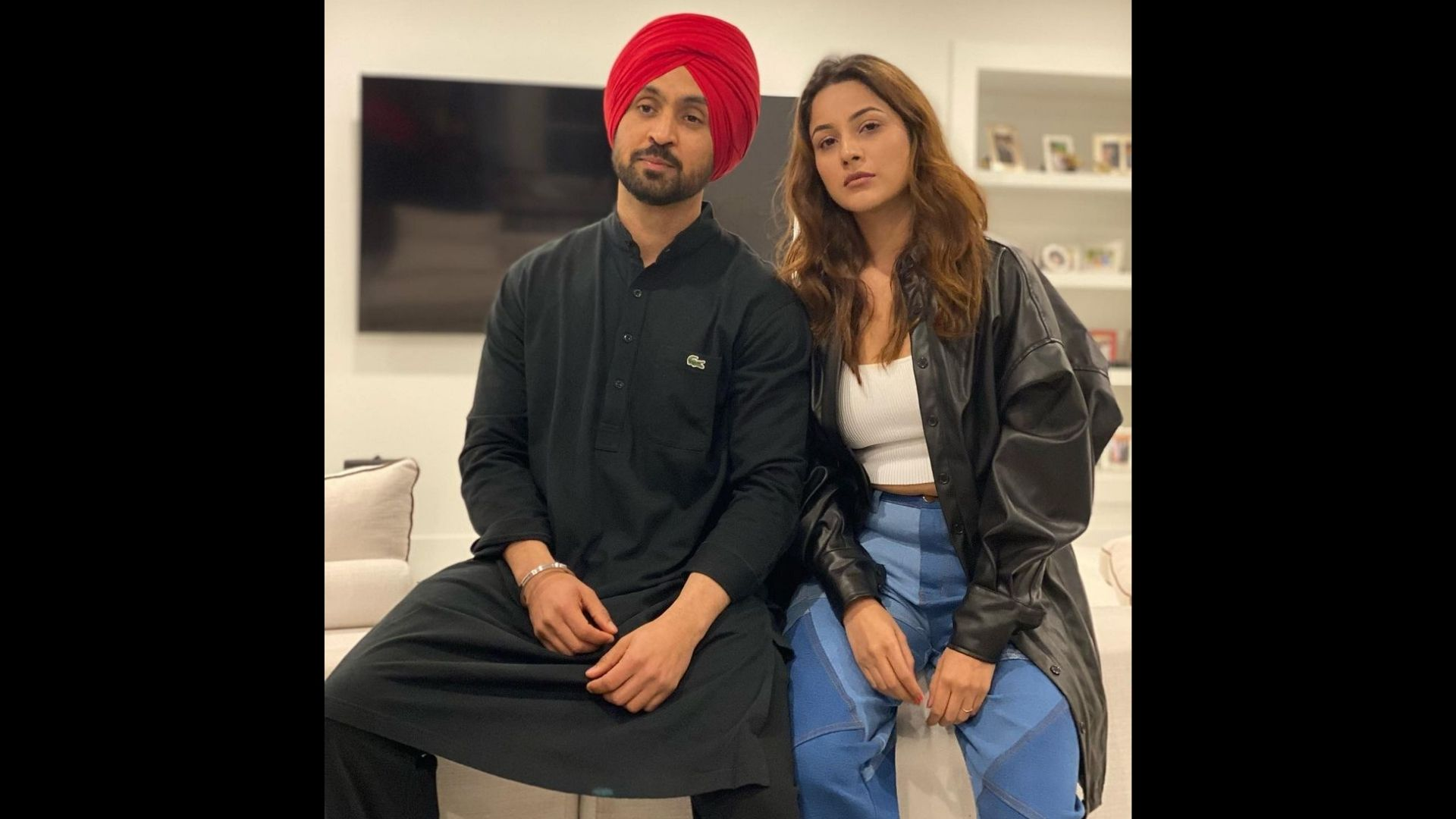 Is Shehnaaz Gill Back To Work After The Demise Of Sidharth Shukla? Diljit Dosanjh Shares A Video With Her From Honsla Rakh Promotions