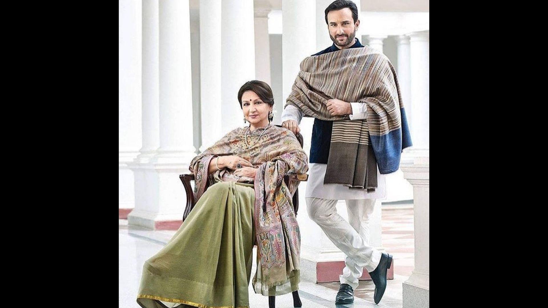 A Priceless Moment: Watch Sharmila Tagore Introduce Young Saif Ali Khan To Legendary Filmmaker Satyajit Ray