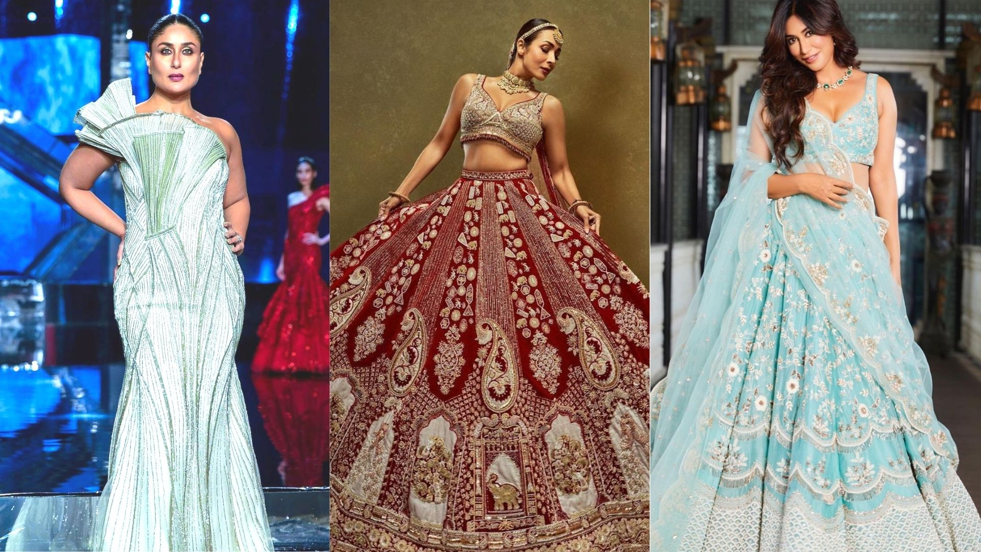 Lakme Fashion Week Grand Finale: Kareena Kapoor Khan, Malaika Arora, Chitrangda Singh And Others Conclude The Event On A Glitz And Glamour Note