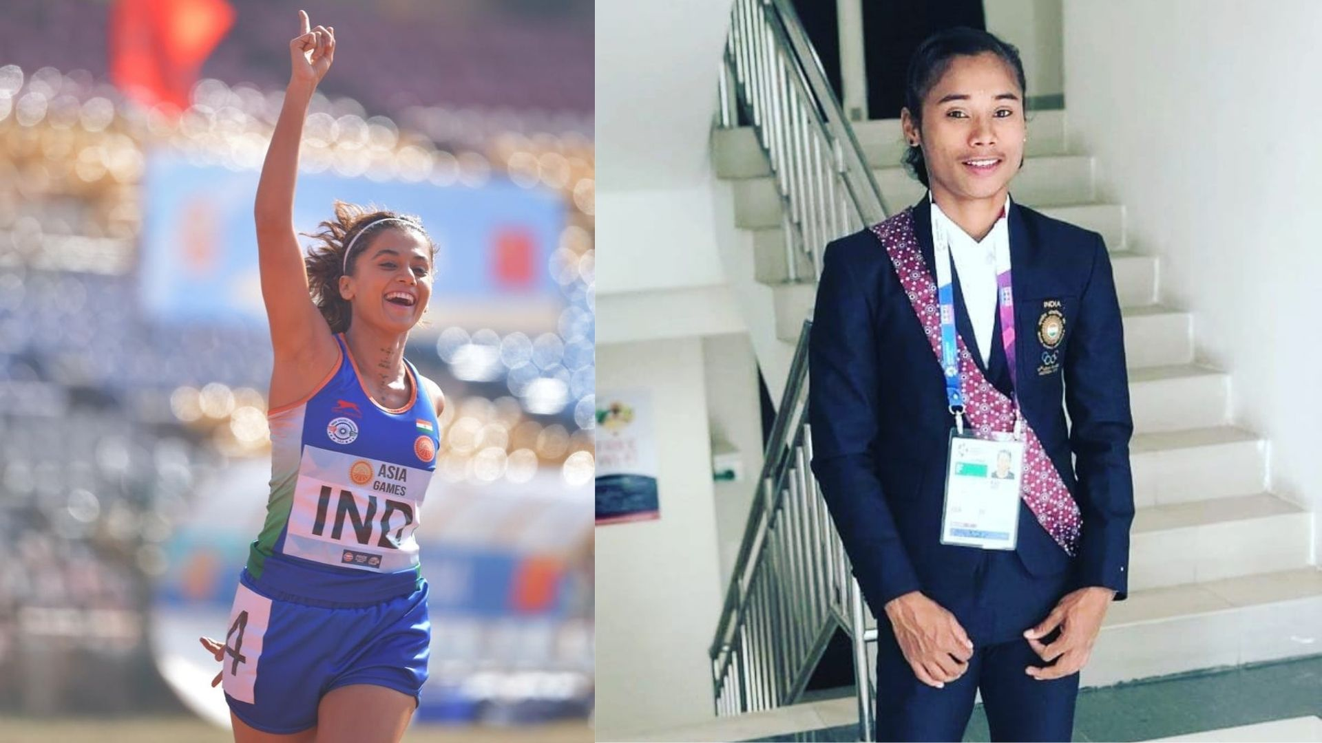 Rashmi Rocket: Real Life Sprinter Hima Das Sends Good Wishes To Reel Life Sprinter Taapsee Pannu Ahead Of Film's Release – WATCH VIDEO