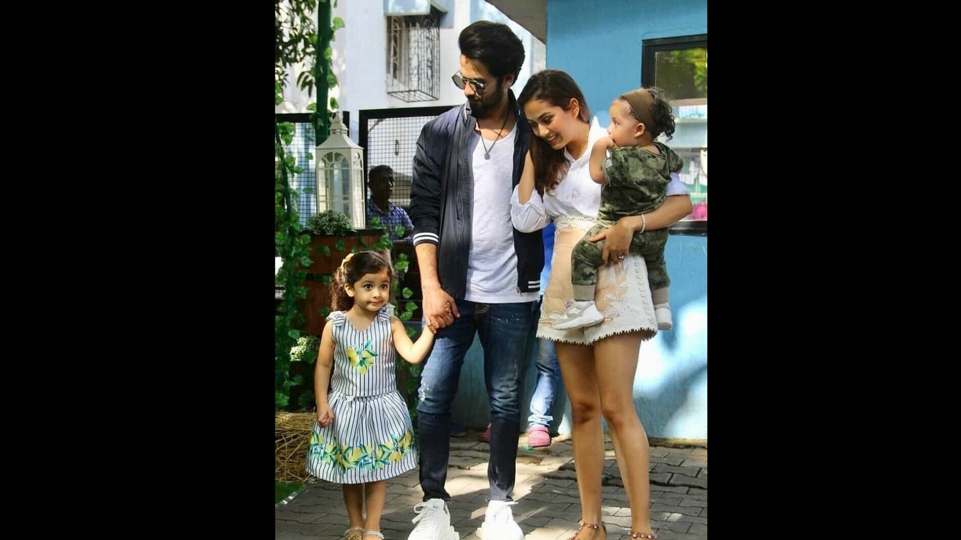 Fans Are Delighted To See Shahid Kapoor And Mira Rajput's Kids Misha And Zain All Grown Up