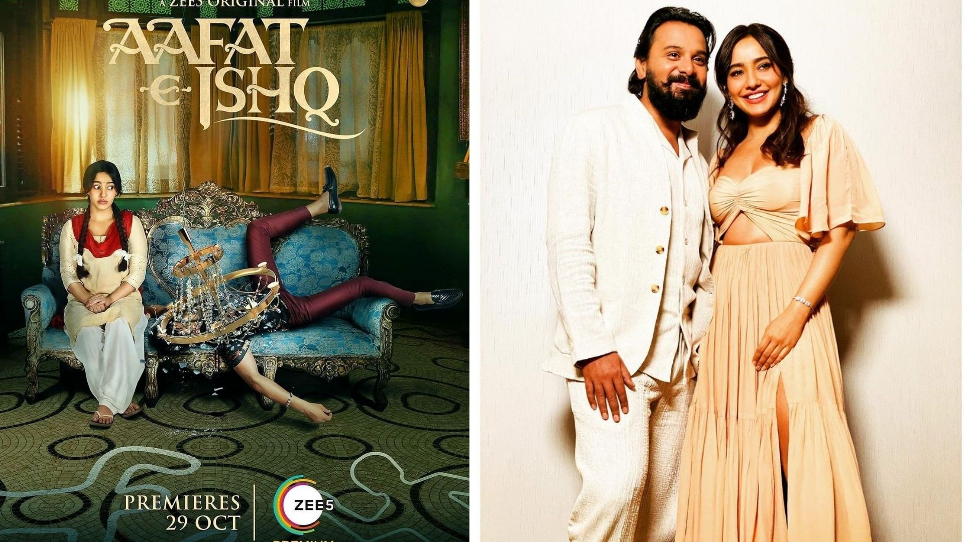 ZEE5 Original Aafat-E-Ishq: Here Are Five Reasons To Watch The Supernatural, Fantasy Dramedy Film