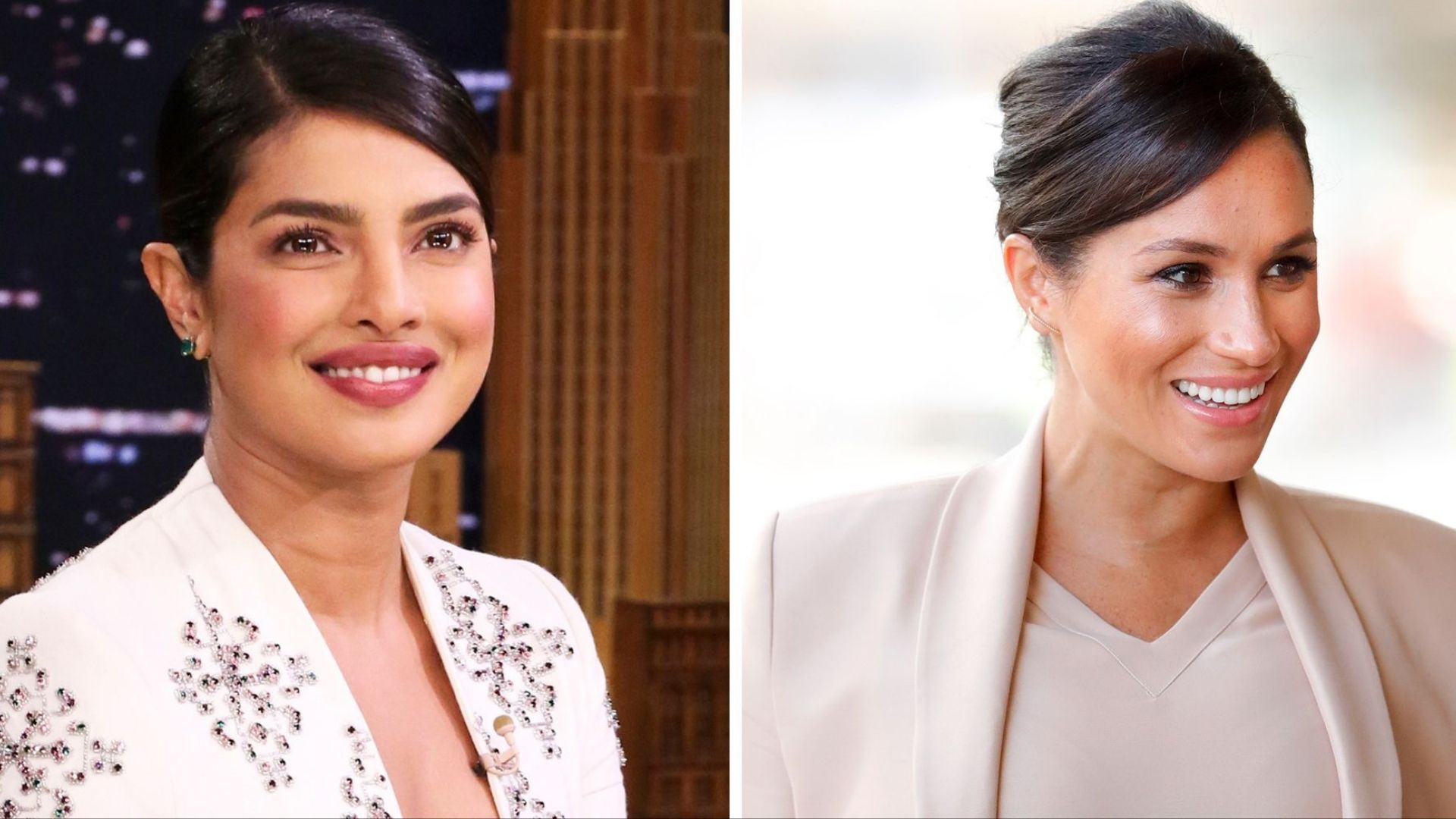 Priyanka Chopra-Meghan Markel And Other Top 3 Friendships Between Bollywood And Hollywood Stars