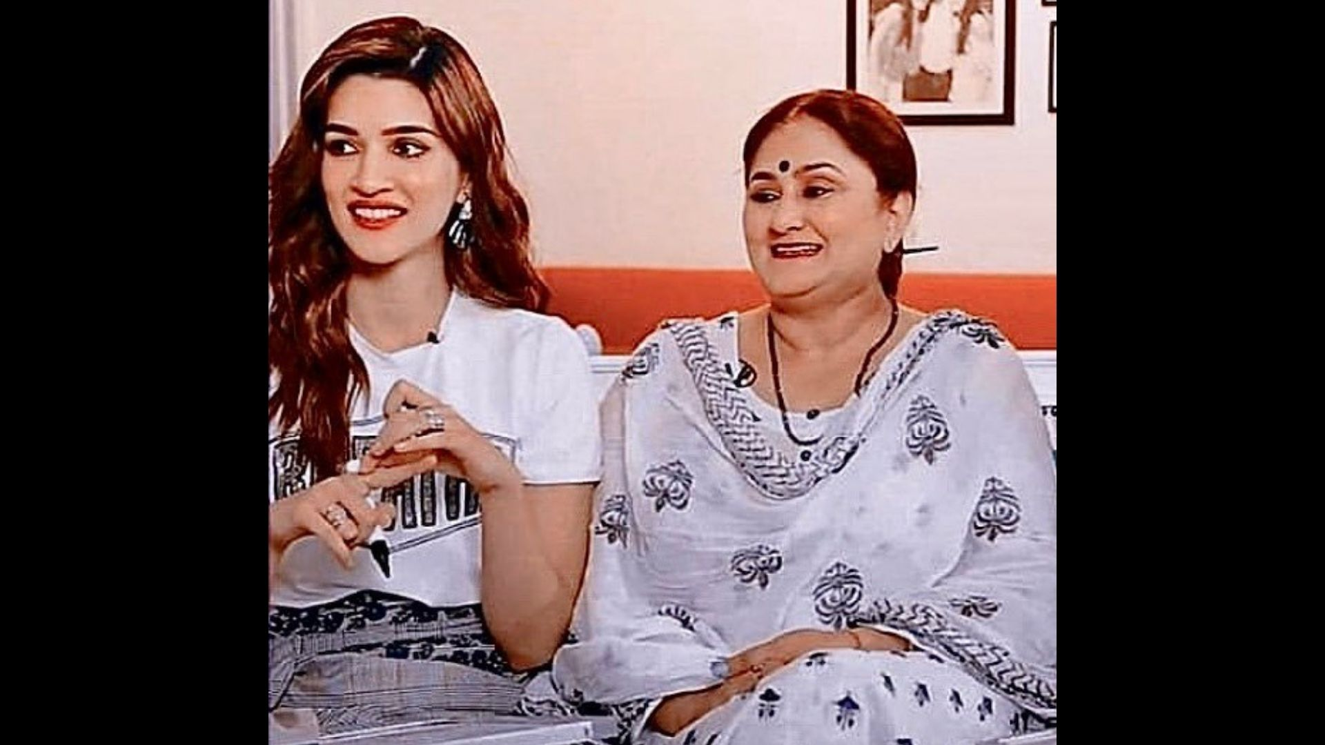 Kriti Sanon Reposts Fan Edit Snaps On Her IG On Her Mother's Birthday; Caption Will Melt Your Heart – PICS Inside