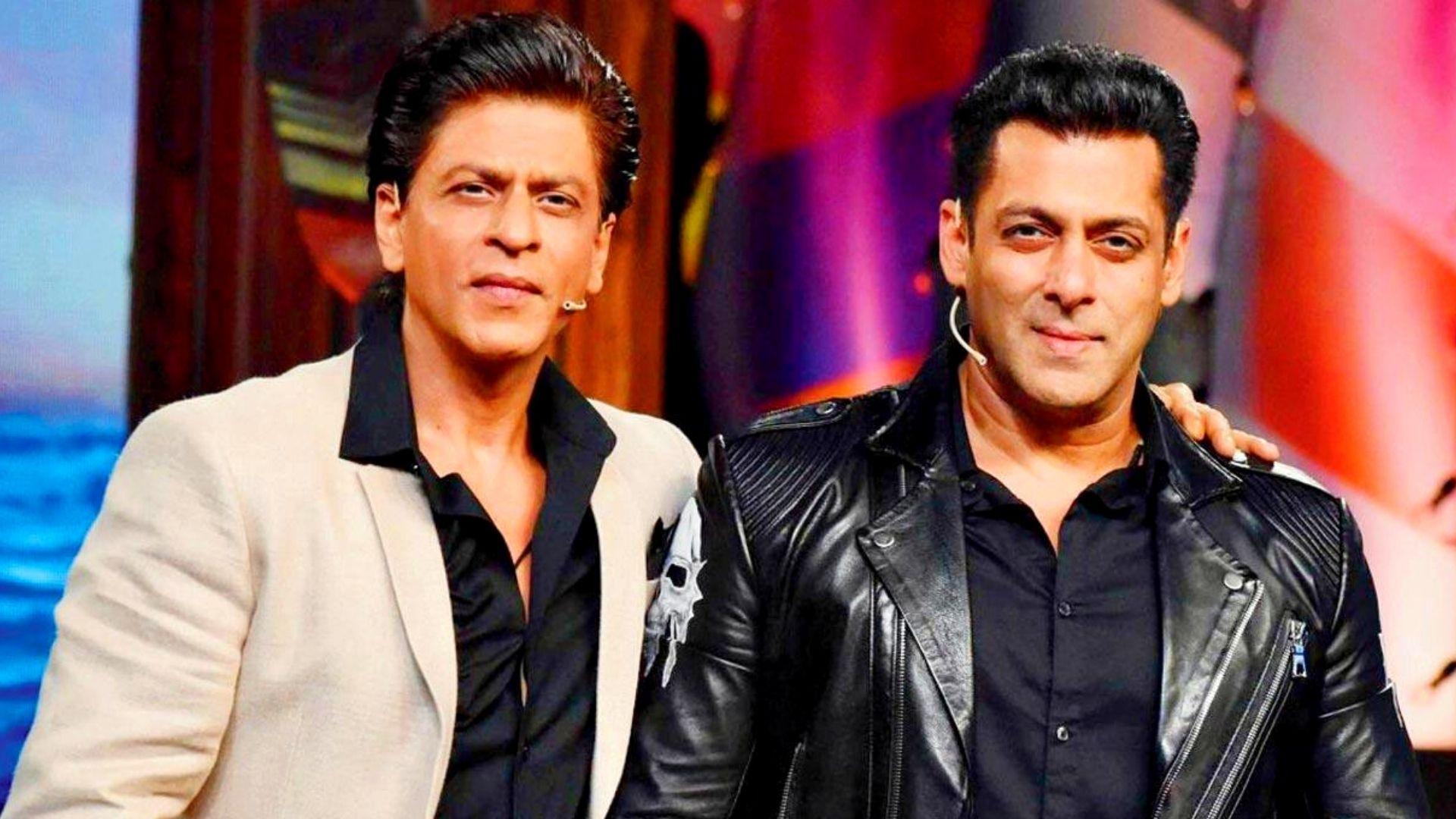 Salman Khan Has Visited Shah Rukh Khan Atleast Three Times Amid Aryan Khan's Arrest; Looks Like This Tough Time Can't do the 'Khans' Apart