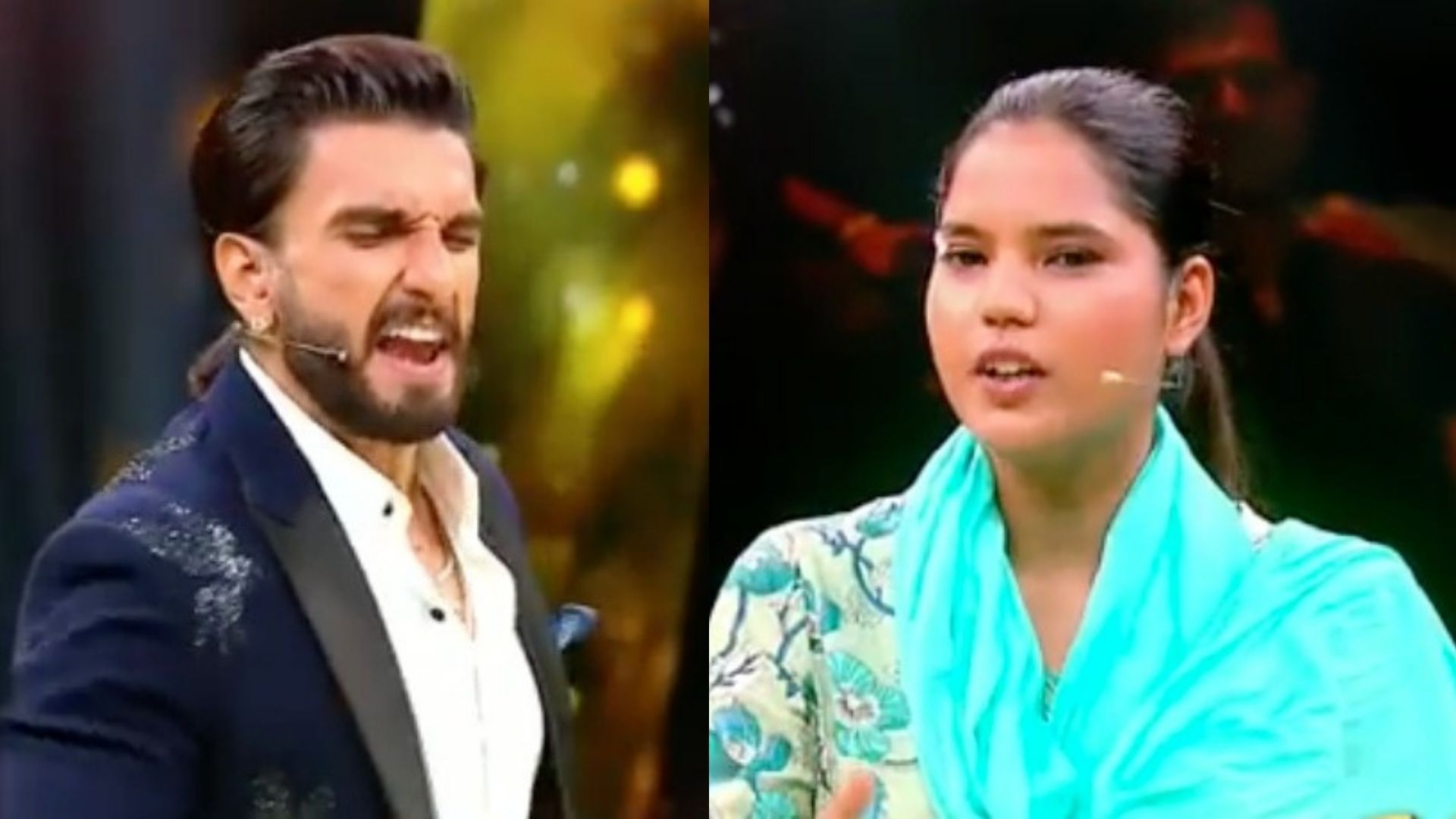 The Big Picture: Ranveer Singh Gifts A Pair Of Brand New Shoes To The First Contestant, A Lady Constable