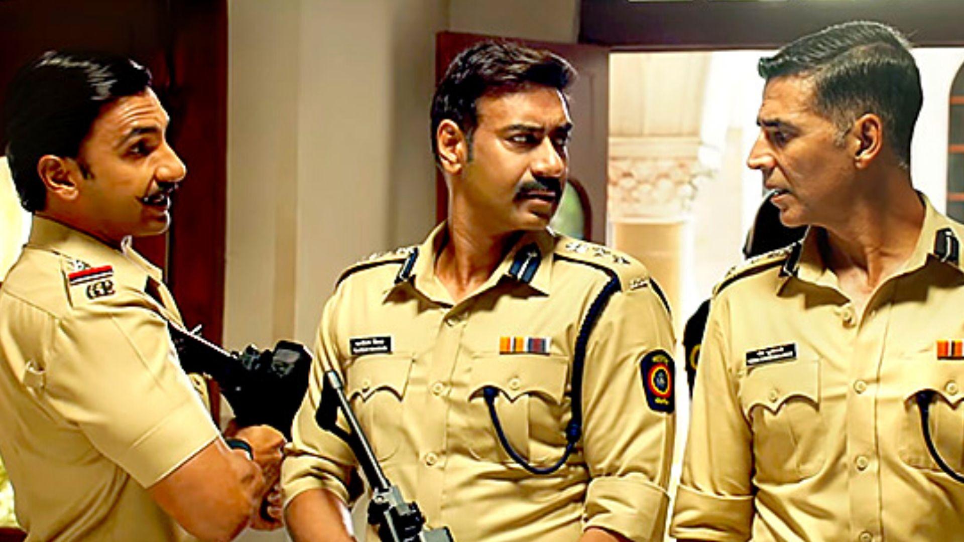 Sooryavanshi: Akshay Kumar, Ajay Devgn And Ranveer Singh Shoot Individual Promotional Videos For Their Cop Drama