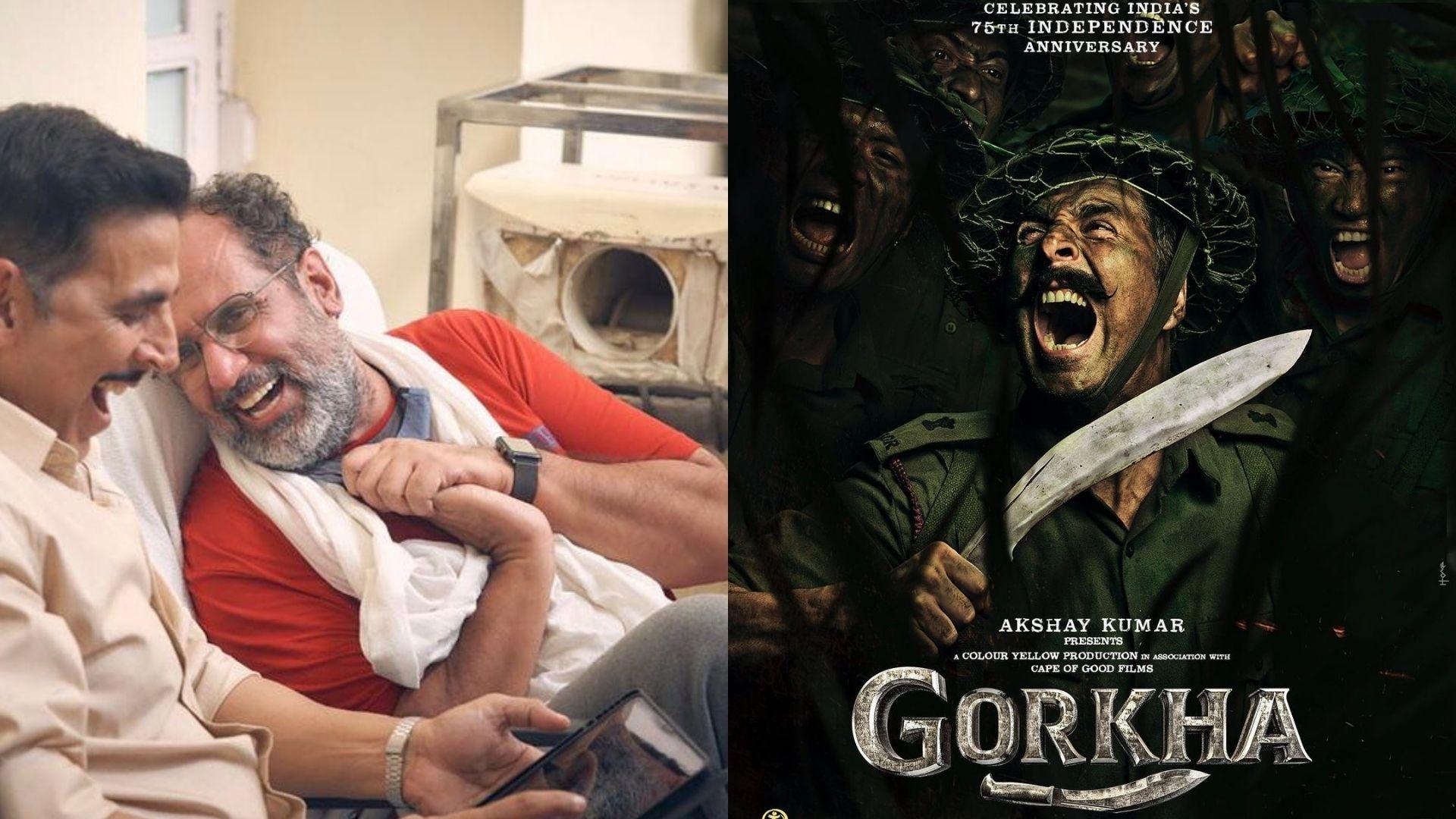 Gorkha Announcement: Akshay Kumar To Play Major General Ian Cardozo In Aanand L Rai's Upcoming War Film