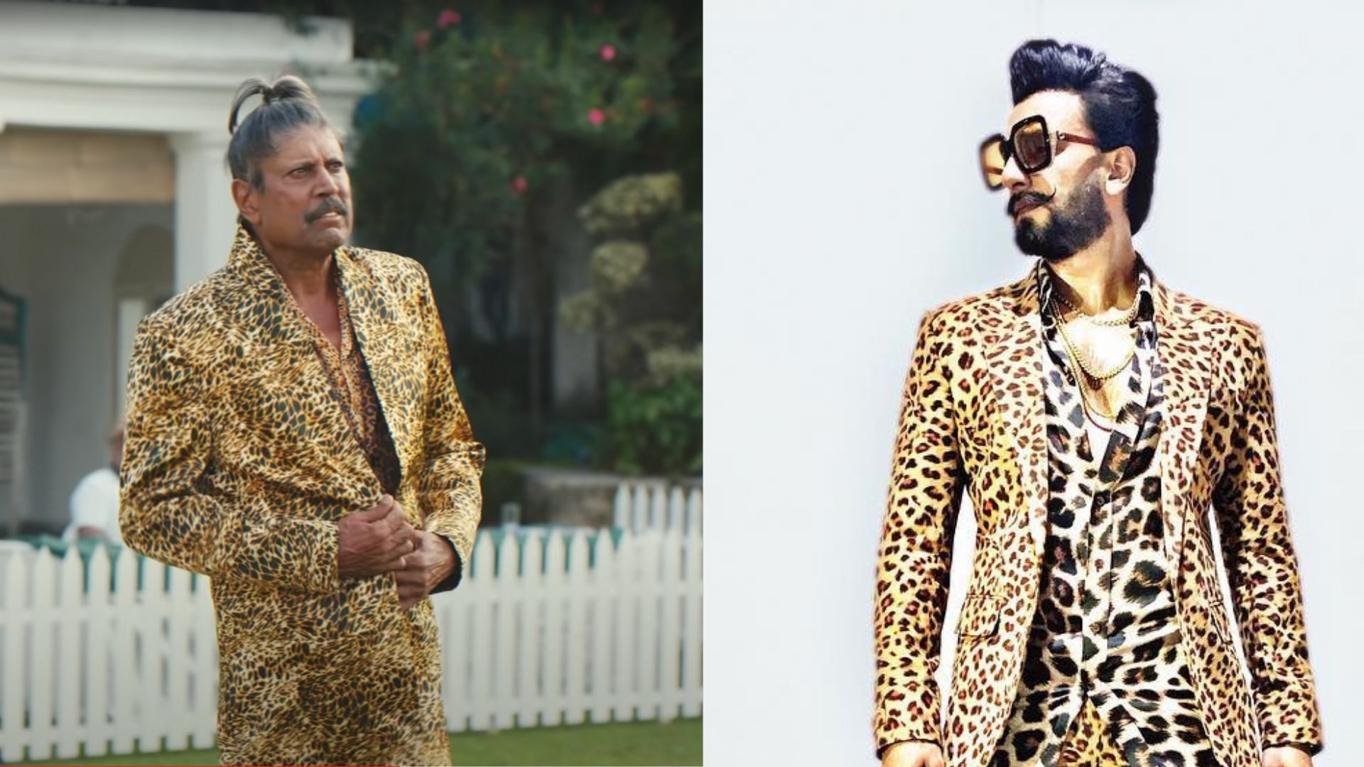 Ahead Of '83's Release, Kapil Dev Takes Fashion Inspo From Ranveer Singh For An Ad – Watch Hilarious Video