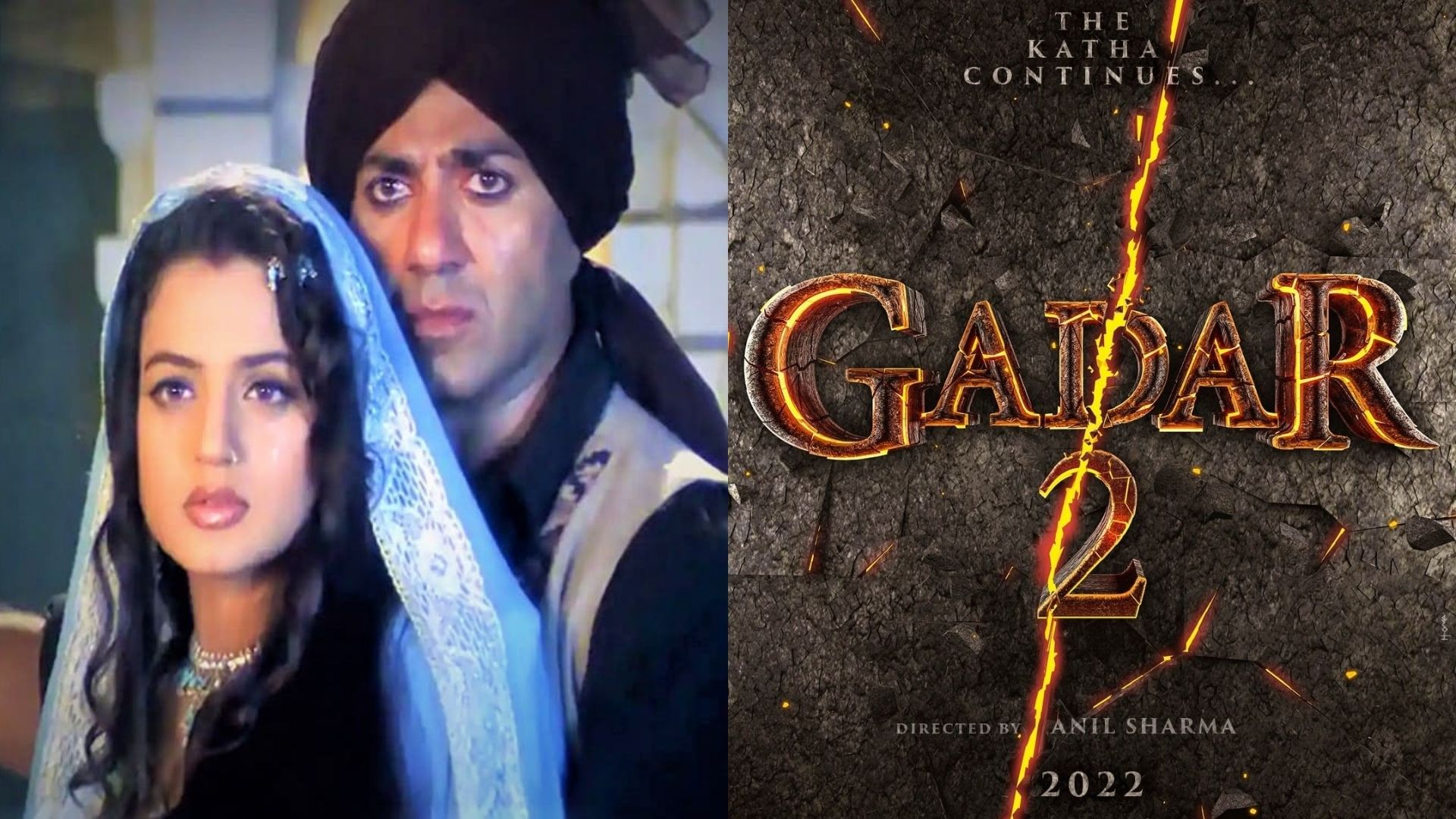 Gadar 2 Motion Poster: Sunny Deol And Ameesha Patel Are Back After 20 Years With 'The Biggest Sequel Ever'