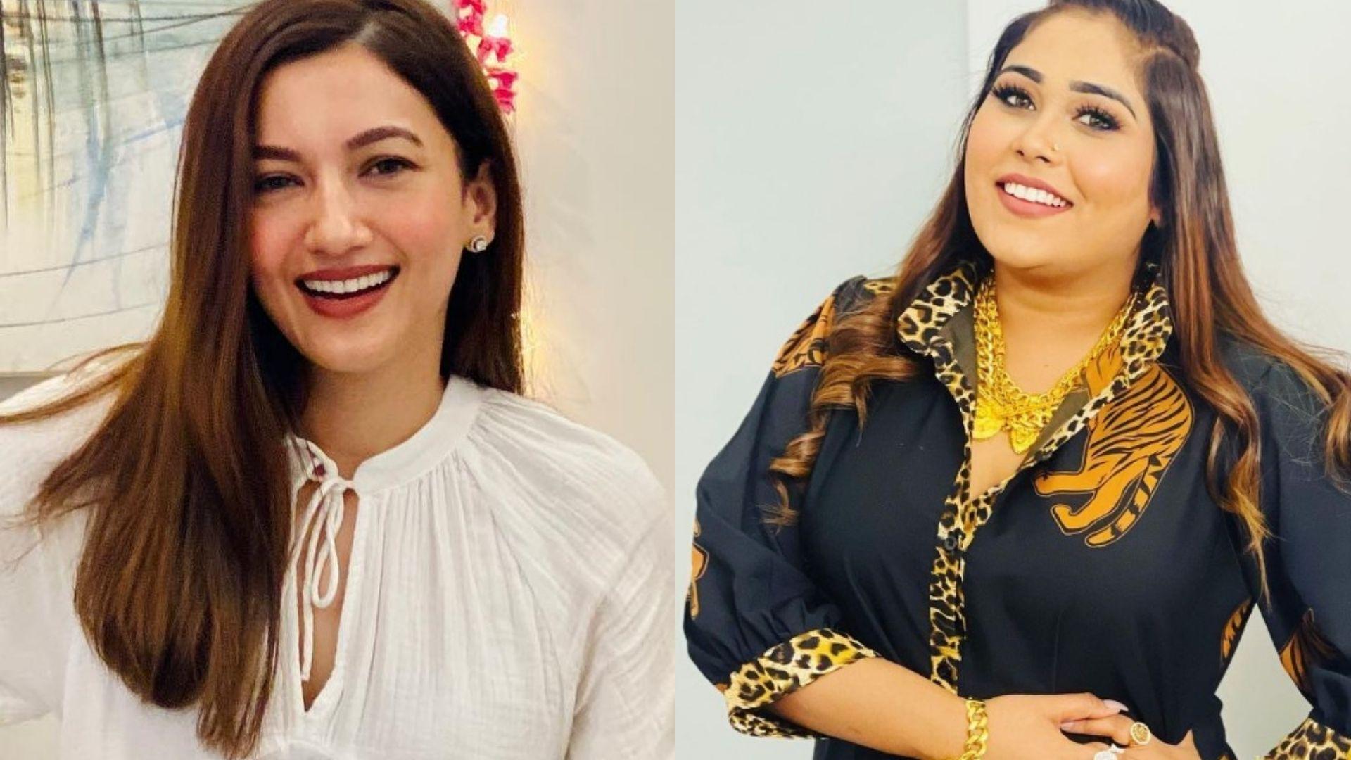Bigg Boss 15: Gauahar Khan Slams Afsana Khan And Asks Her To Keep Her Mouth Shut
