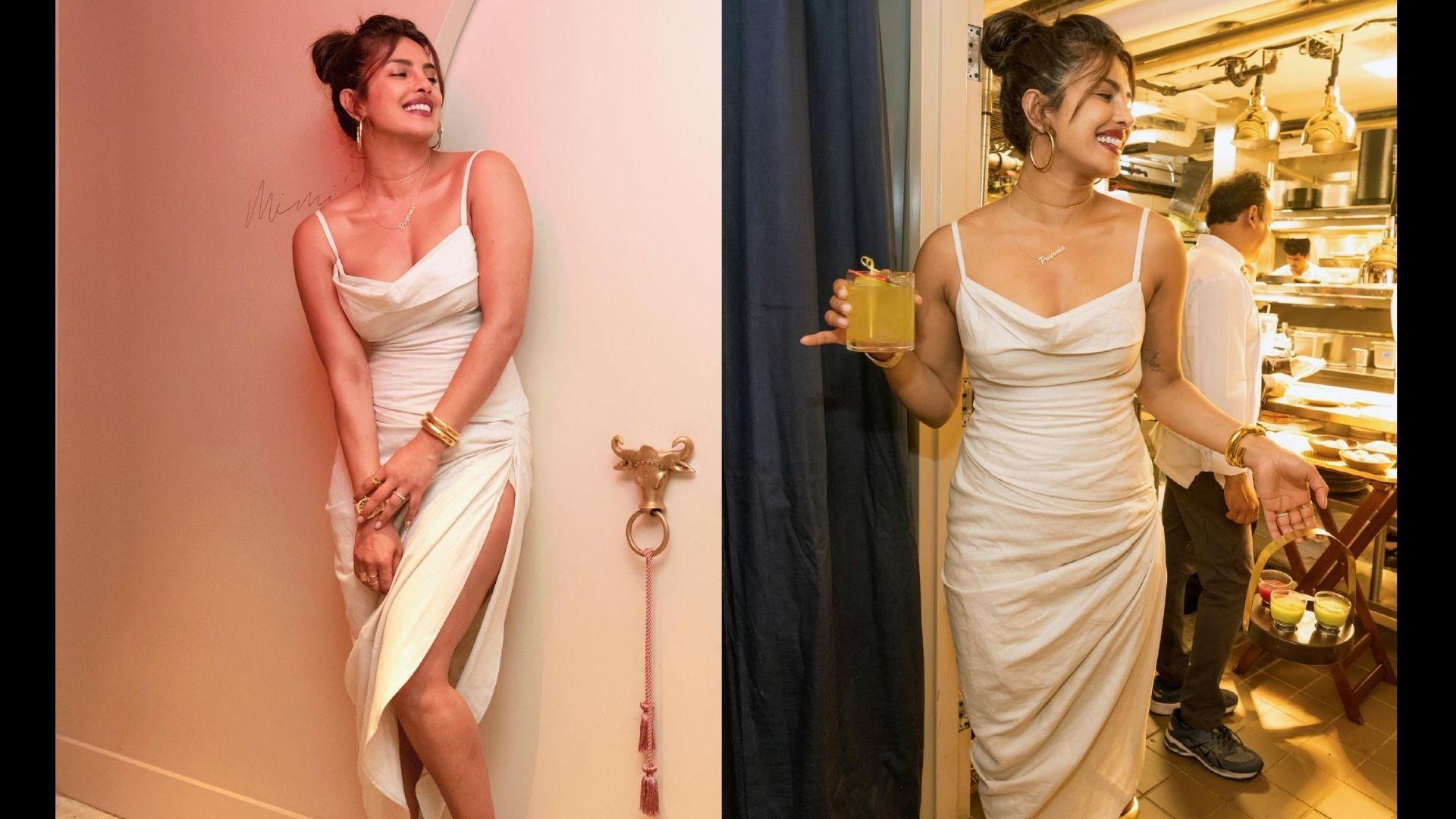 Priyanka Chopra Talking About Her New Restaurant Shows Her True Entrepreneurship – PICS INSIDE