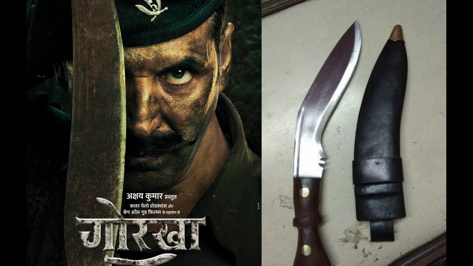 Gorkha: Akshay Kumar Has A Humble Reply To An Ex-Gorkha Who Pointed Out A Mistake