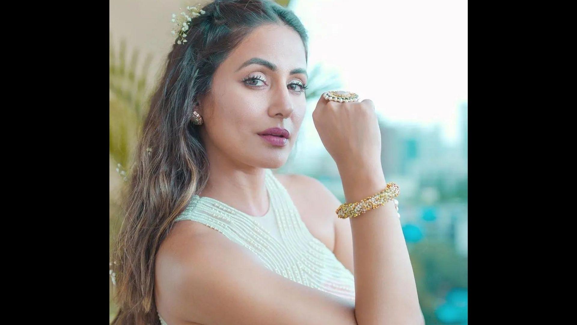 Bigg Boss 15: Hina Khan Calls Out BB Makers For Ongoing Violence On The Show; Asks Bigg Boss If Has Fallen In Love With Vishwasundari