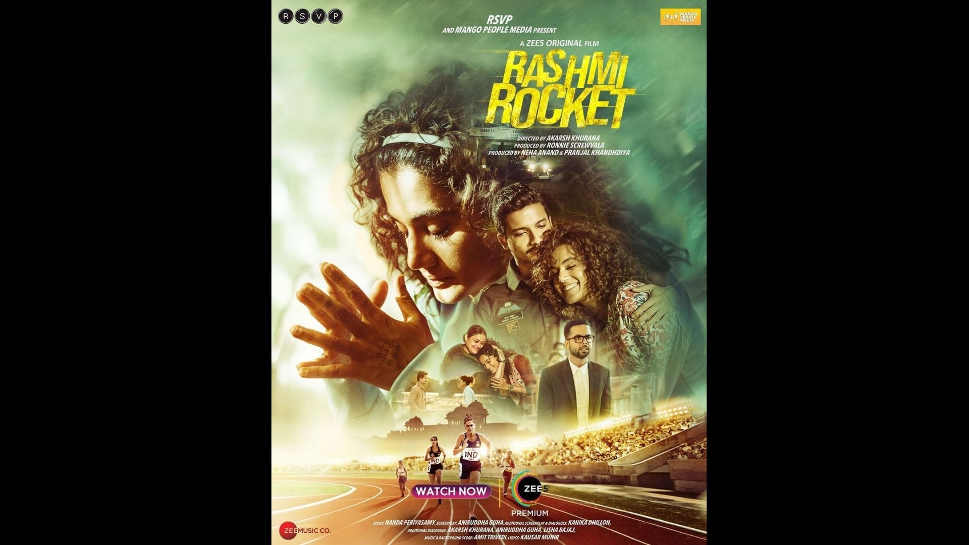 Rashmi Rocket: Taapsee Pannu Starrer Recieves Rave Reviews From All Across The Globe