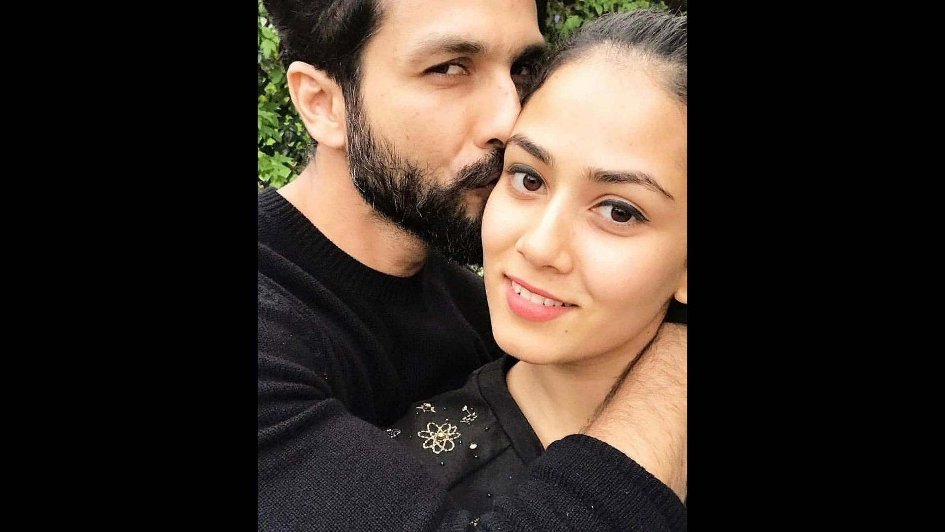 Mira Rajput Flaunts Her Beach Bum In The Maldives; Her Cosy Photo With Shahid Kapoor Is Giving Us Major Love Goals