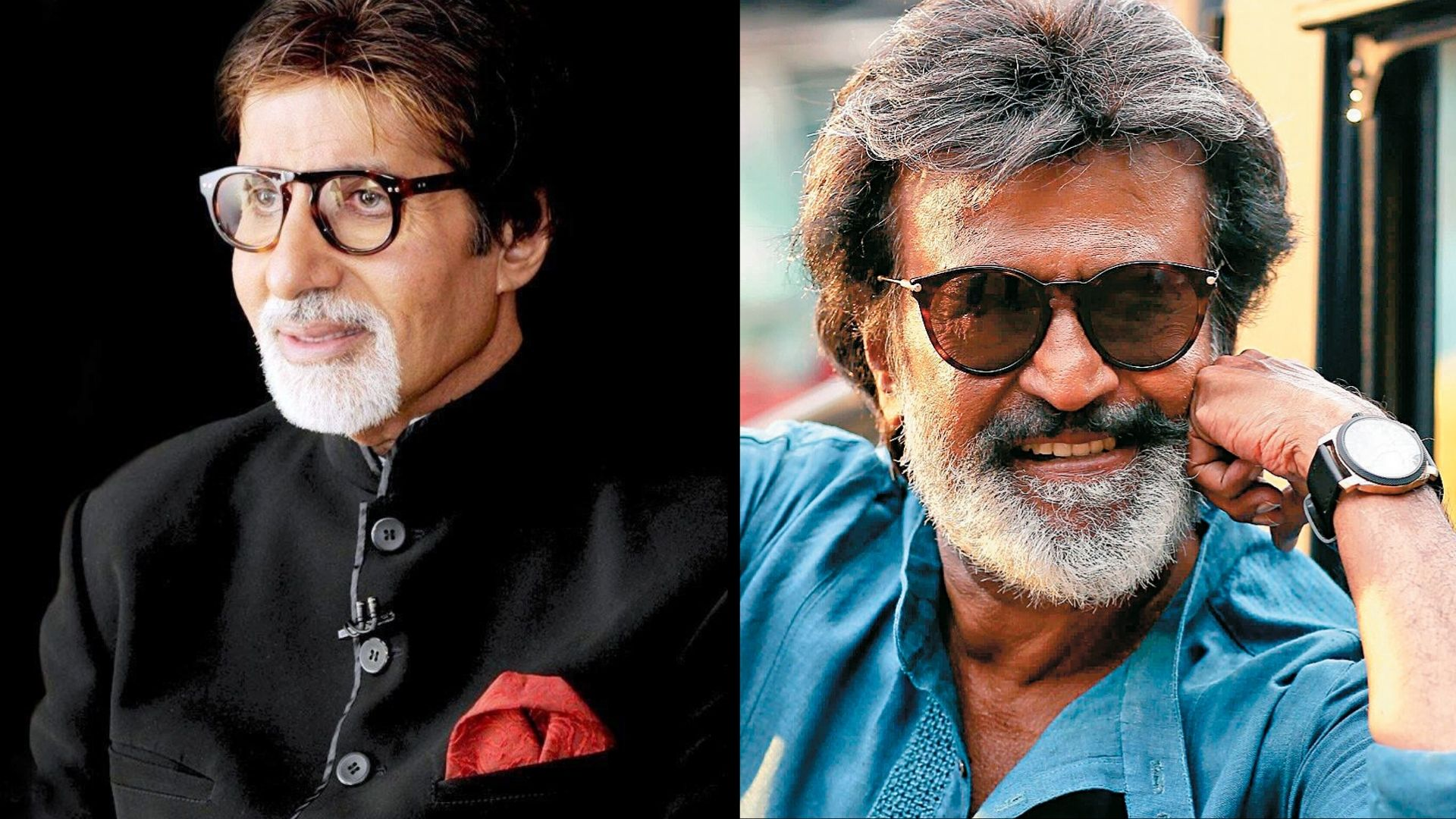 Amitabh Bachchan To Rajinikanth- Actors Who Prove Age Is Just A Number As They're 70 And Still Rule The Silver Screens